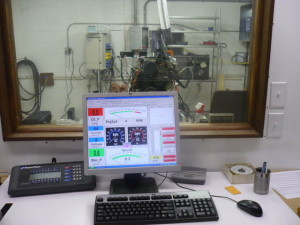 CTS Engine Test Cell 1