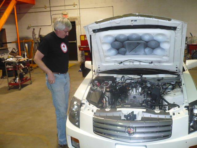 Cadillac CTS 72 MPGe