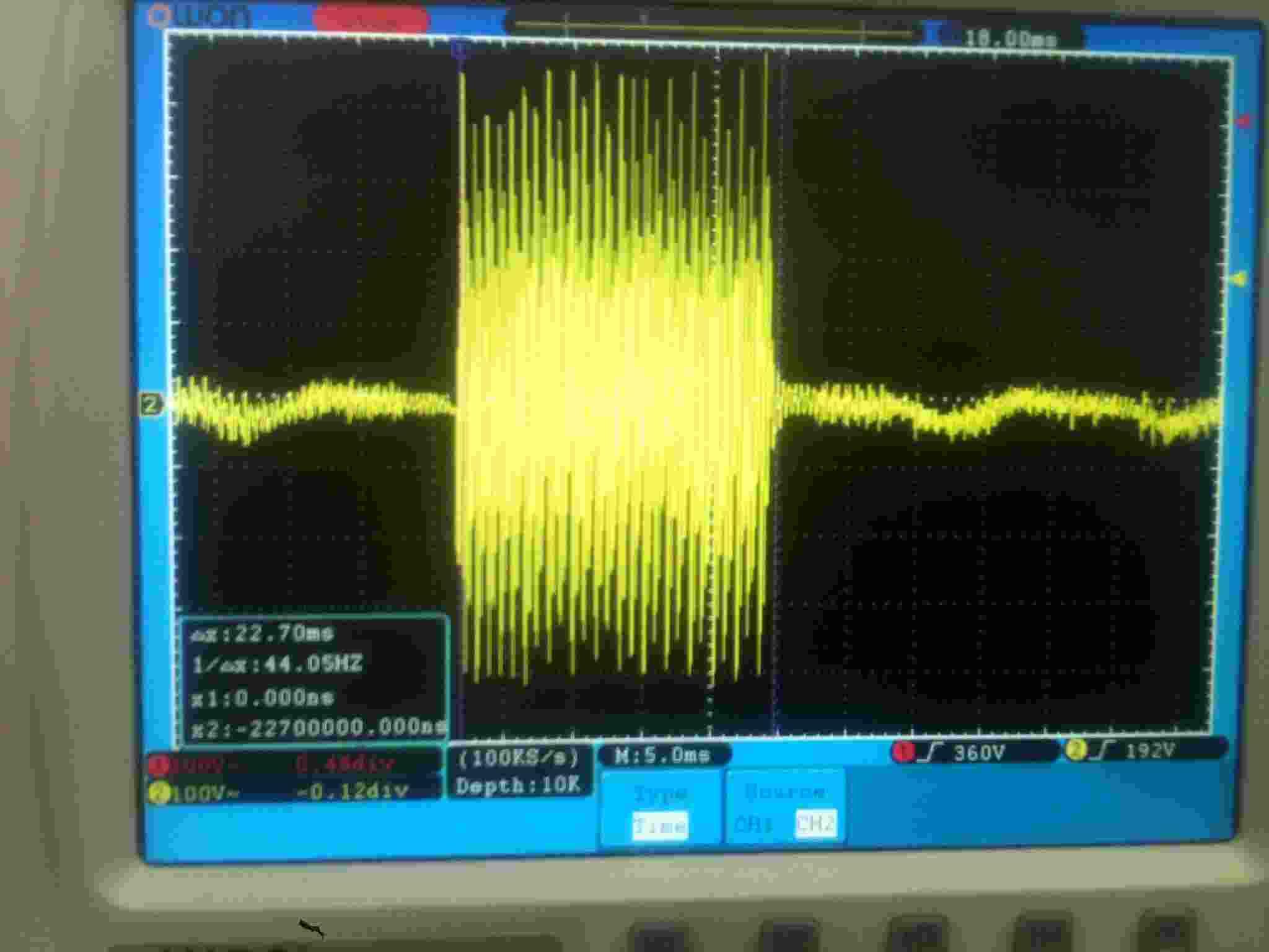 DSI Waveform